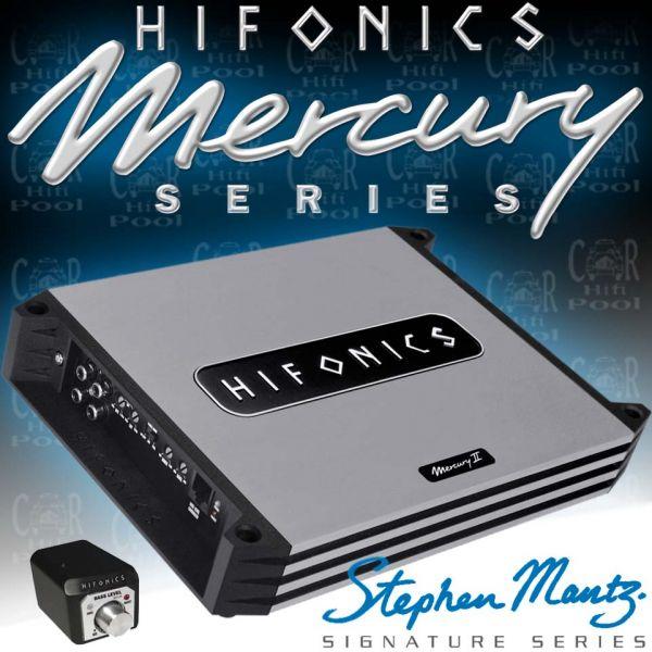 Hifonics 2-Kanal AMP Mercury II